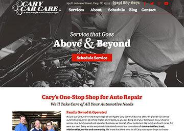 cary car care