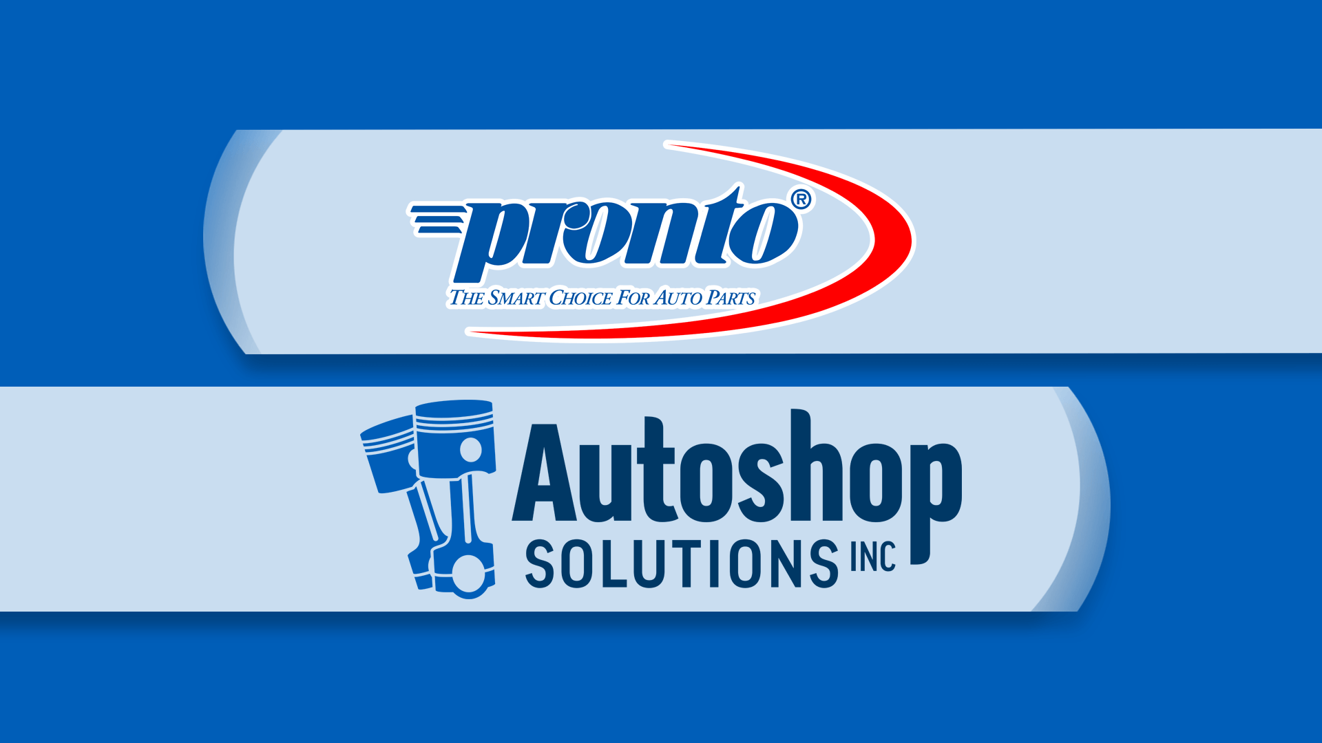 Pronto partnership with Autoshop Solutions