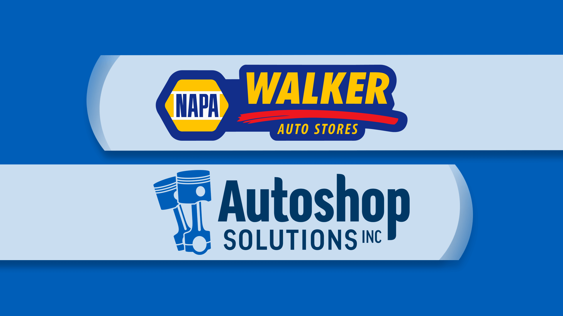 Walker Auto Parts partnership with Autoshop Solutions