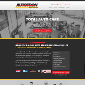 Autotron Service Center