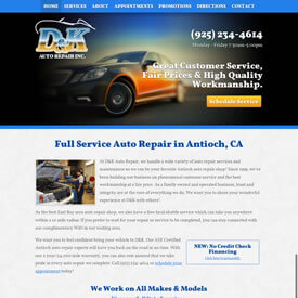 D&K Automotive Repair