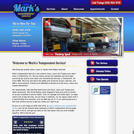 Mark's Independent Service