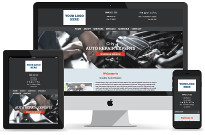 Custom responsive websites